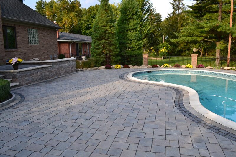 Macomb County Landscape Renovation