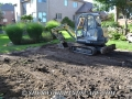 Shelby Township Brick Paver and Landscaping Project