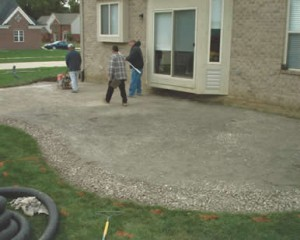 Using Limestone Base for Your Oakland County Brick Paver Project