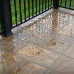 Raised Deck Design Decisions – Elevated Stone Deck Macomb County, MI