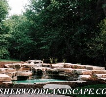 Natural Stone Landscaping