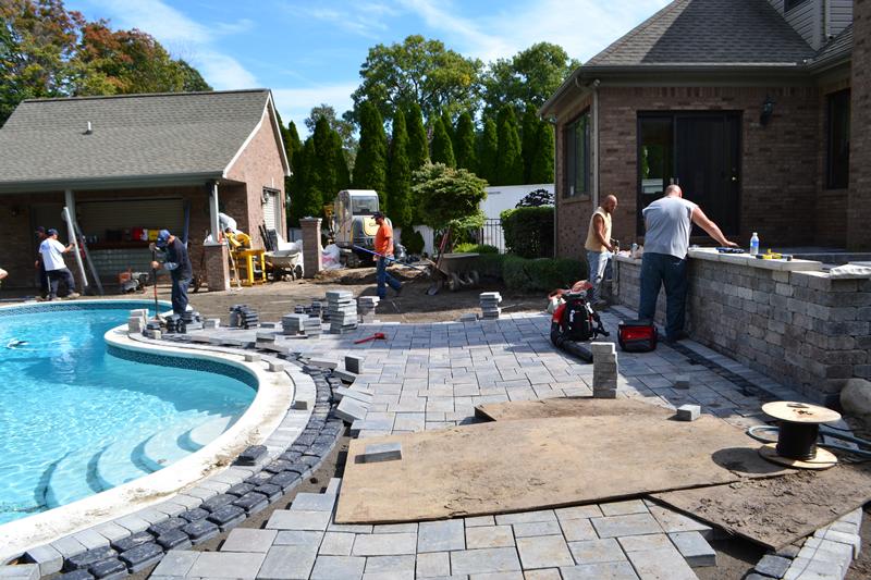Macomb County Landscape Renovation