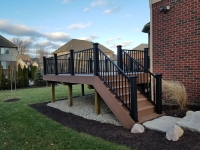 Raised Patio Deck Design & Build, Macomb County, Michigan | StoneDeks / Silica System