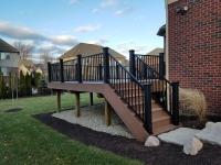 Raised Patio Deck Design & Build, Macomb County, Michigan | StoneDeks / Silica System