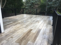 Silca System / StoneDeks Elevated Stone Deck / Patio
