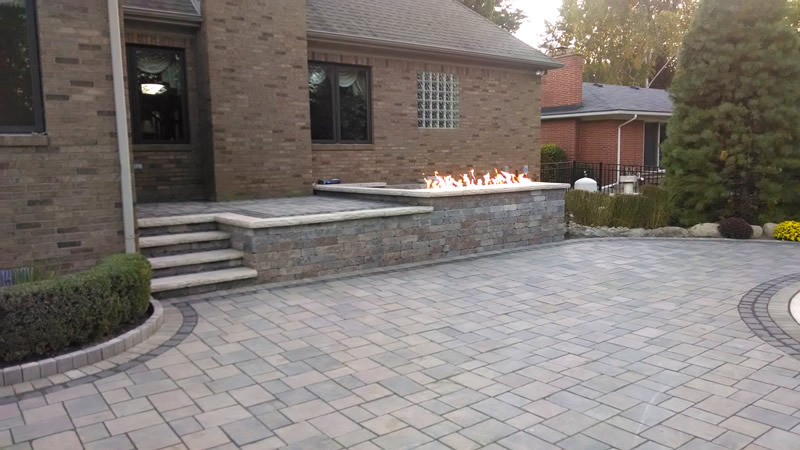 brick-paver-pool-deck-fire-table-landscape-stone-3