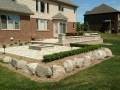 brick-paver-retaining-wall-firepit-patio