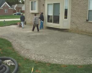 Crushed Limestone for Brickpaver Base