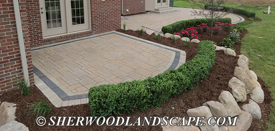 Unilock Brick Pavers in Oakland County