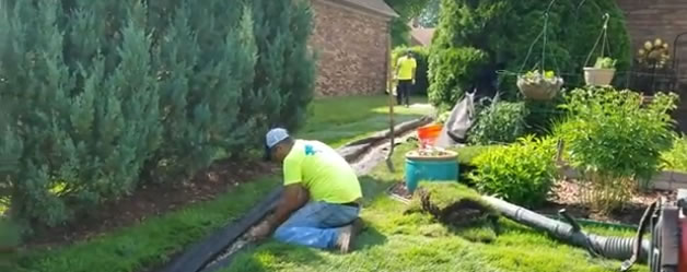 Experienced Yard Drainage Contractors in Oakland County and Macomb County