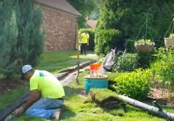 Yard Drainage Contractor - Oakland and Macomb County